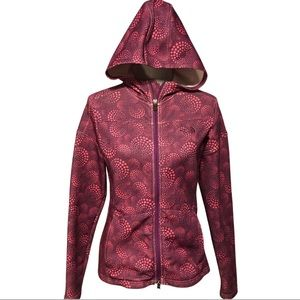 The North Face Purple Print Jacket